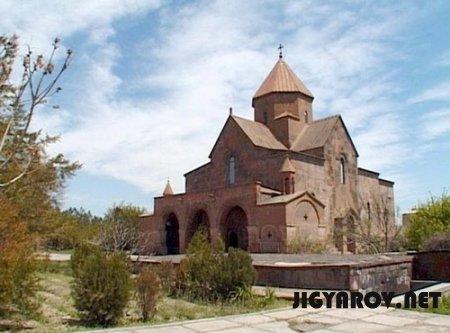 Церкви Армении