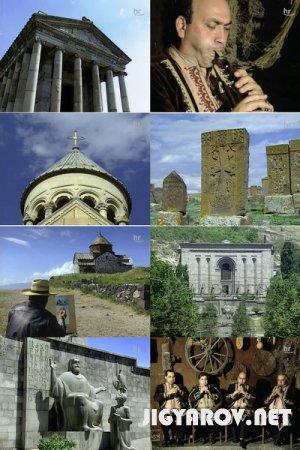 Армения - библейская страна на Кавказе