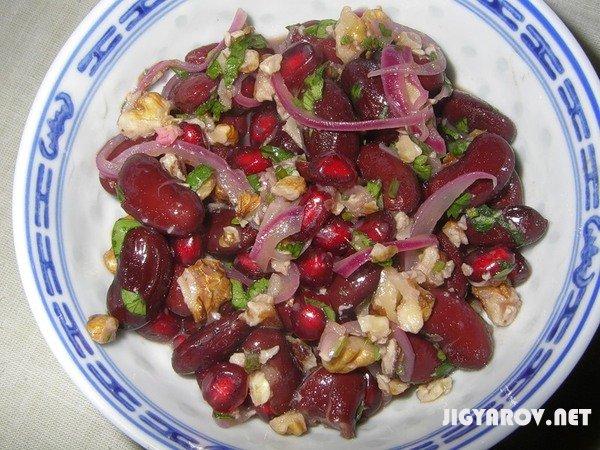 Салат тбилиси кулинарный рецепт