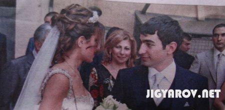 Свадьба Сирушо и Левон