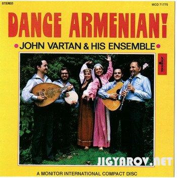 John Vartan & His Ensemble - Dance Armenian  1976