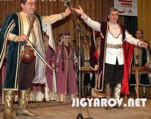 Tovmas Pogosyan i gr. Sayat Nova