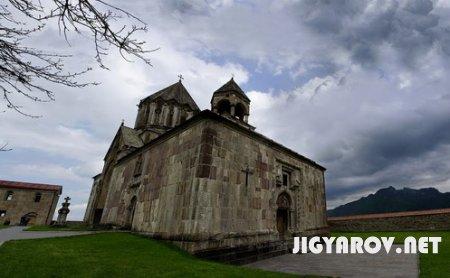 Карабах: Гандзасар глазами московских журналистов