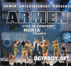 Armenchik / Армен Гондрачян - Live in concert Nokia theater