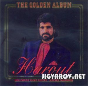 Harout Pamboukjian / Арут Памбукчян - The golden album