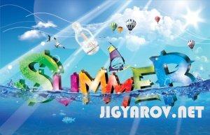 Популярные хиты - Ритмы лета 2010