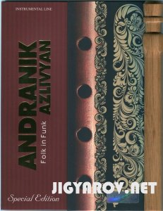 Andranik Azlivyan / Андраник Азливян - Folk in funk (2009)