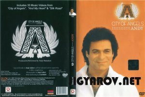Andy - City of Angels  (2007) DVD