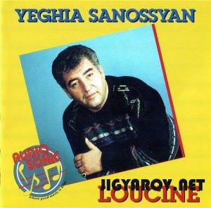 Егия Саносян / Yeghia Sanosyan - Loucine  1995 & Dance medlies 1997