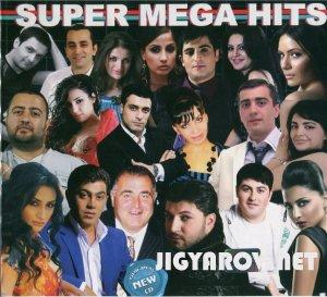 Varios artistas - Super mega hits 2010