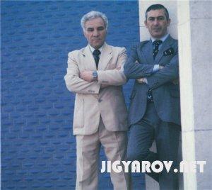 Алексей Экимян_Вахтанг Кикабидзе: Вот и встретились...2007