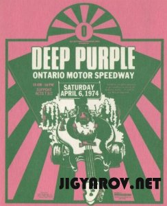 Deep Purple - Live at the California Jam, 1974(2003)